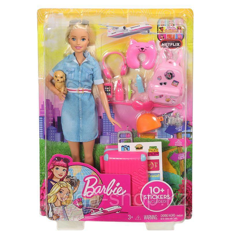 Mattel Barbie оригинал Барби Кукла из серии Путешествия - фото 2