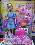 Mattel Barbie оригинал Барби Кукла из серии Путешествия, фото 4