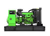 Дизельный генератор открытого исполнения +АВР 120 квт
