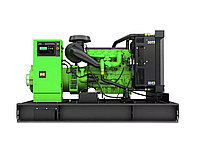 Дизельный генератор открытого исполнения +АВР 50 квт
