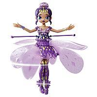 Летающая кукла фея Hatchimals Пикси сиреневая, фото 1