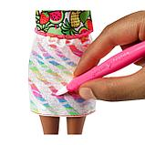 Кукла Barbie Крайола Радужный фруктовый сюрприз от mattel оригинал, фото 7