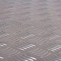 Лист алюминиевый квинтет 3 х 1200 х 1400