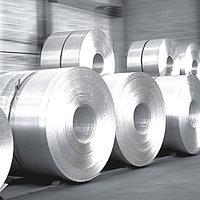 Рулоны алюминиевые А5АМ 0,8 х 1000