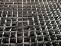 Сетка сварная из нержавеющей стали 12,5x25х2 раскрой 0,9 м х 33 м