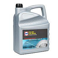 Моторное синтетическое масло OEST ETA HCS SAE 5W-40, 5л