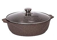 Жаровня Мечта Granit Brown 6 литров