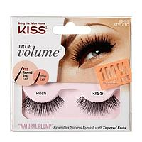 Kiss True Volume Накладные ресницы Lash Posh KTVL01C