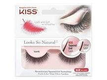 Kiss Looks so Natural Накладные ресницы Eyelashes Iconic KFL06C