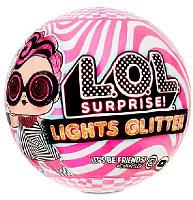 L.O.L. Surprise Кукла LOL блестящая серия Неон 564829