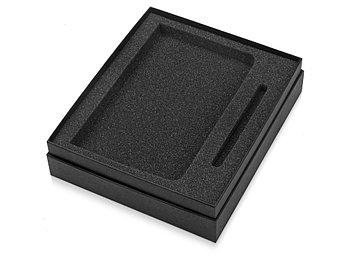 Коробка подарочная Smooth L для ручки и блокнота А5