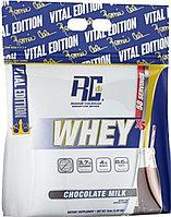 Протеин Ronnie Coleman Whey (Шоколадно-молочный коктейль) 2,27 кг.