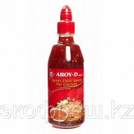 Aroy-D соус сладкий чили для курицы, 550 гр