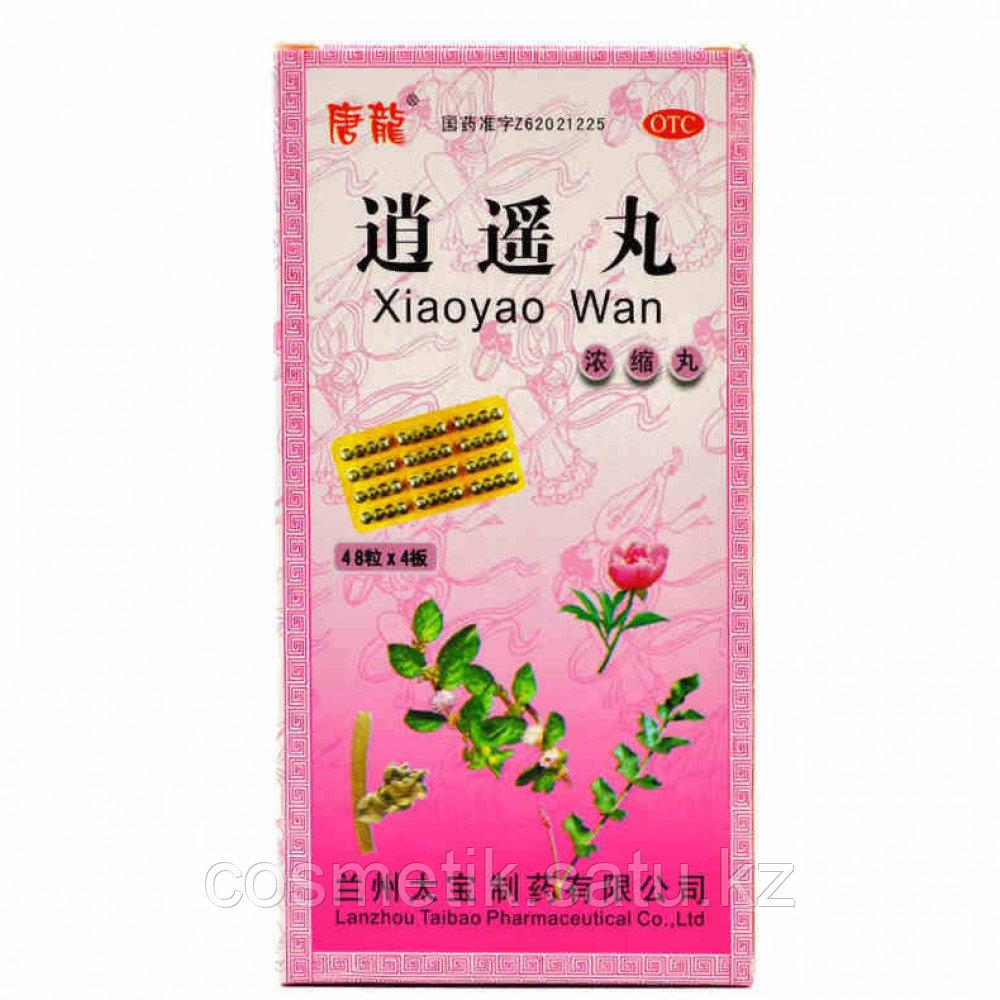 """Пилюли блаженства """"Сяо Яо Вань"""" (Xiaoyao Wan)"""