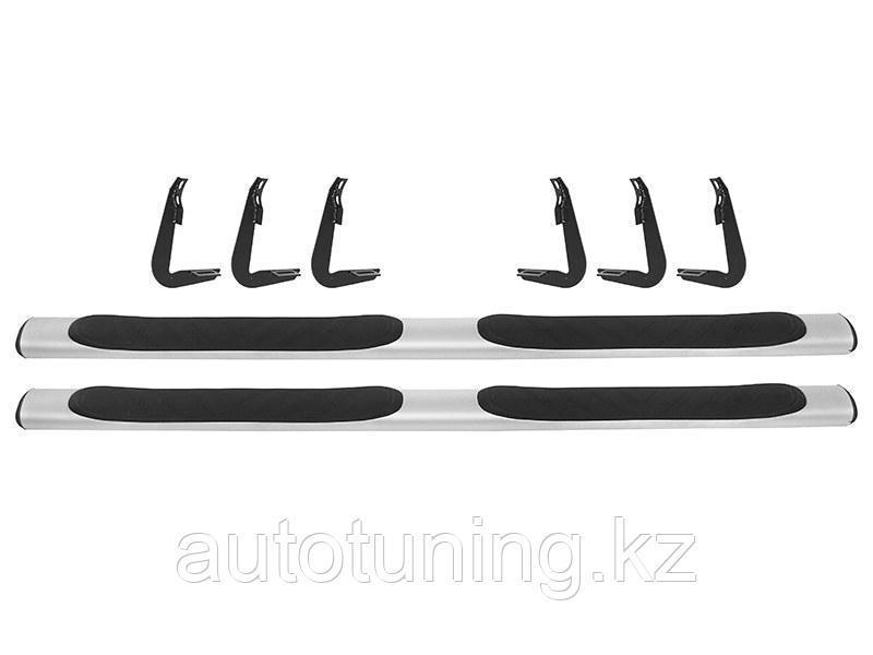 Штатные подножки (пороги) на Volkswagen Amarok  2010-2019