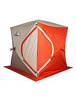 Палатка для зимней рыбалки куб CONDOR JX-0128 двухслойная 1,7х1,7х1,95 м