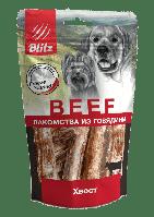 """BLITZ Лакомство сублимированное для собак """"ХВОСТ"""", 100 г"""