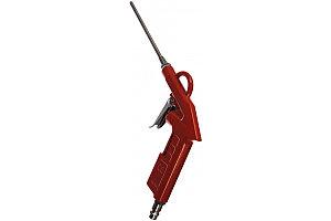 Пистолет продувочный с удлиненным соплом,пневпатический, 135 мм// MATRIX