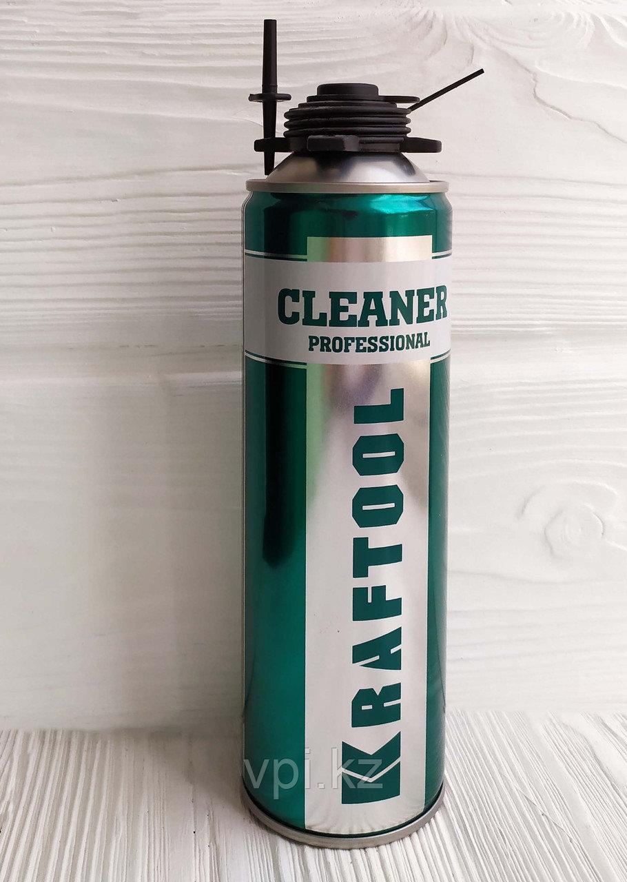 Очиститель монтажной пены 500мл. Kraftool - фото 1