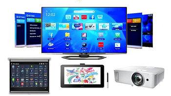 ТВ, проекторы