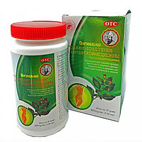 Травяное растение китайской медицины в банке (60 капсул)