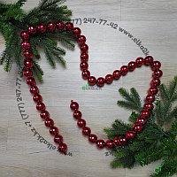 """Новогоднее украшение """"Бусы"""" 200 см, фото 1"""