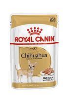 Royal Canin Chihuahua Adult влажный корм для собак породы чихуахуа (паштет)
