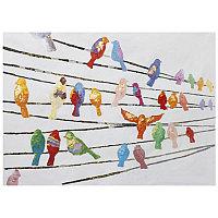 Картина Birds (120x90) Dp-0023/0