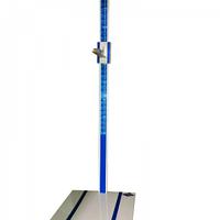 Ростомер механический РП (эконом) штанга пластиковая с металлическим основанием