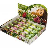 Бурлящие шары для ванны (липа, шоколад, клубника, малина, зеленый чай) в дистплей боксе