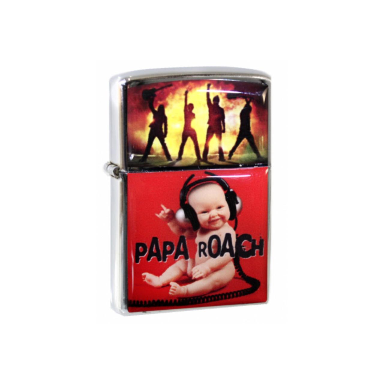 Зажигалка Papa Roach