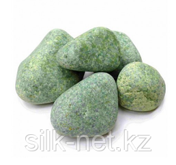 Камень для бани Жадеит (колотый) ведро – 10 кг