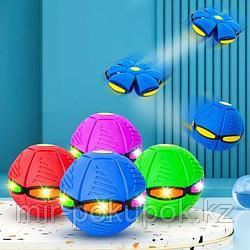 """Мяч """"Трансформер""""Летающая тарелка Phlat Ball"""