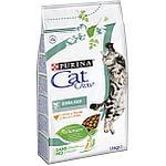 Cat Chow Sterilized для стерилизованных кошек и кастрированных котов, уп.1,5 кг