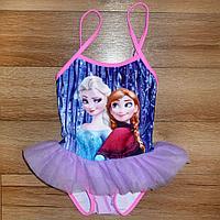 Купальник фиолетовый Frozen 2-3 года