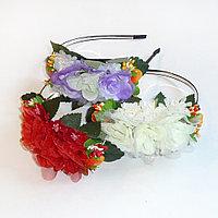 Ободок Поле цветов