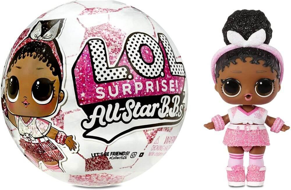 Кукла Лол Футбольная команда -LOL Surprise All-Star B.B.s Sports Series - фото 2