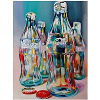 Картина Coca-cola (120x90) Dp-0032/0