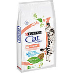 Cat Chow Sensitive для чувствительного пищеварения, лосось, уп.1,5 кг