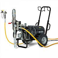 Гидропоршневой безвоздушный окрасочный аппарат (краскораспылитель) WAGNER HeavyCoat 950 E
