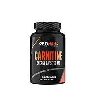 L-Карнитин OptiMeal - Carnitin Caps 750, 90 капсул