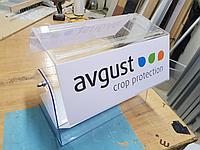 Изготовление лототрона с логотипом 38х42 см по индивидуальному заказу