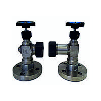 Запорное устройство вентильного типа указателя уровня цапковое стальное 12нж17бк ТУ 25-07-418-87