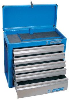 Ящик инструментальный - 5 отделений - 938/5E UNIOR