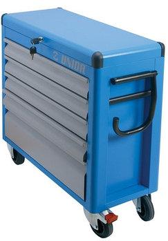 Ящик инструментальный передвижной с ручкой - 938/5M UNIOR