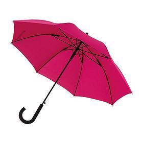 Зонт Ветроустойчивый, розовый