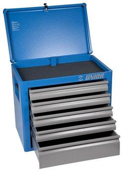 Ящик инструментальный - 5 отделений - 938/5V UNIOR