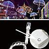 Гирлянда новогодняя 100 лампочек Ликвидация зимних товаров!, фото 4