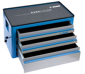 Ящик инструментальный EUROVISION - 3 отделения - 939/3EV UNIOR