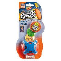 Прыгающие фишки-флипы Power Pux с лончером